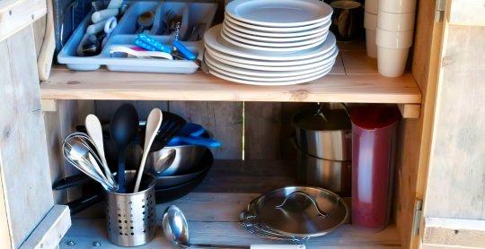safari nature vaisselle